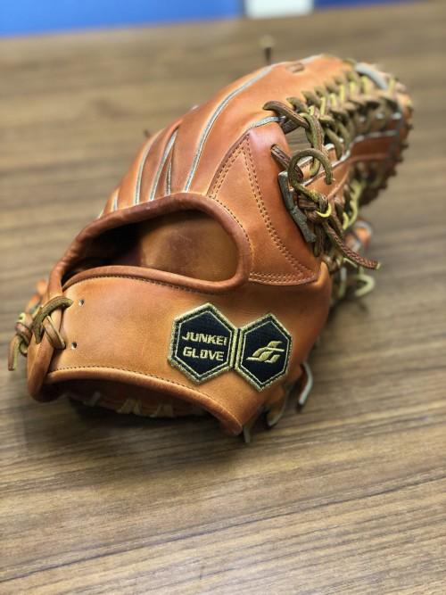 軟式野球で使用しています。